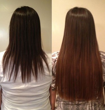 Hair extensions keratin bond sandton johannesburg before and after keratin bond keratin bond hair extensions pmusecretfo Images